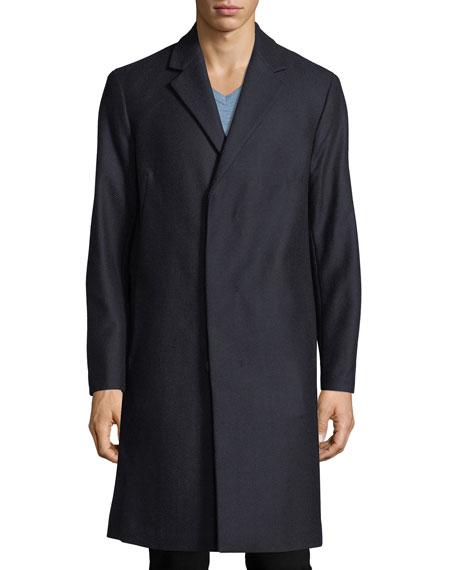 Bower Wool-Blend Top Coat