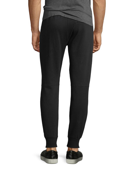 Articulated Cotton Sweatpants