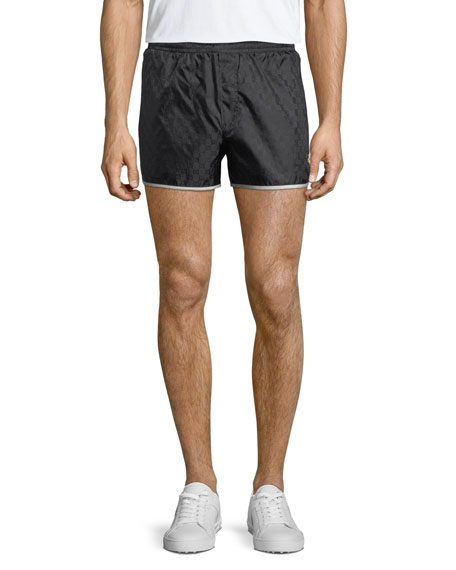 Gucci GG Nylon Swim Short Trunks