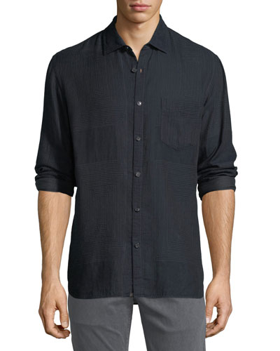 John T Cotton Sport Shirt