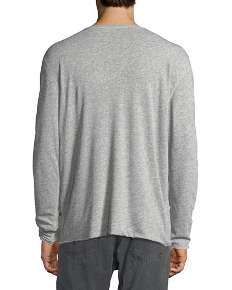 Besom-Pocket Long-Sleeve T-Shirt