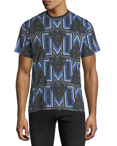 Gunta M Visetos Logo Graphic T-Shirt