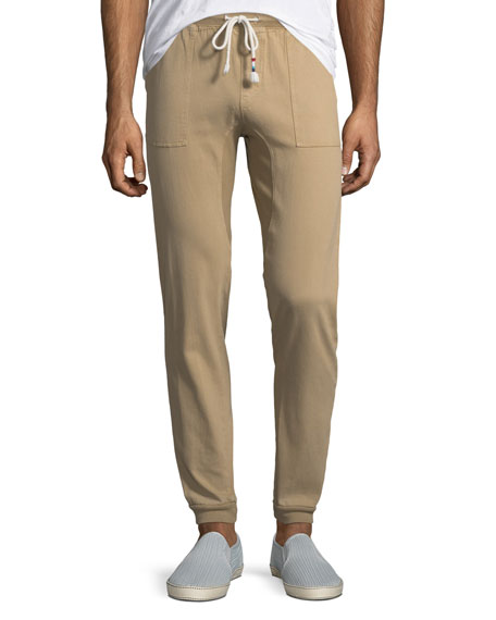 Sol Angeles Essential Twill Jogger Pants