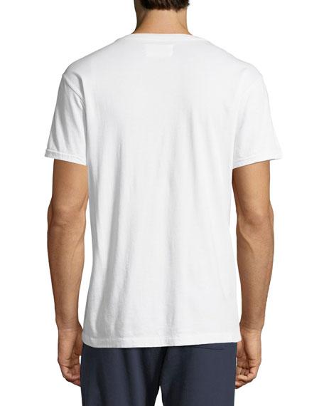 Vista Del Mar Waves-Graphic T-Shirt