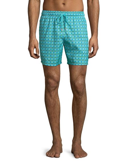 Vilebrequin Mahina Les 4 Elements Swim Trunks