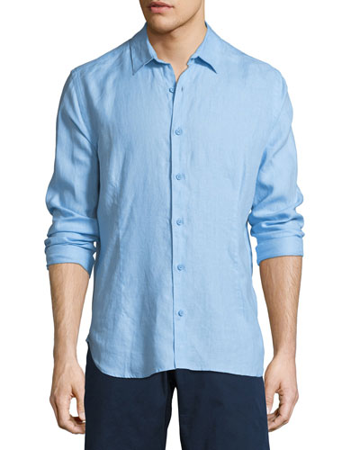 Meden Linen Sport Shirt