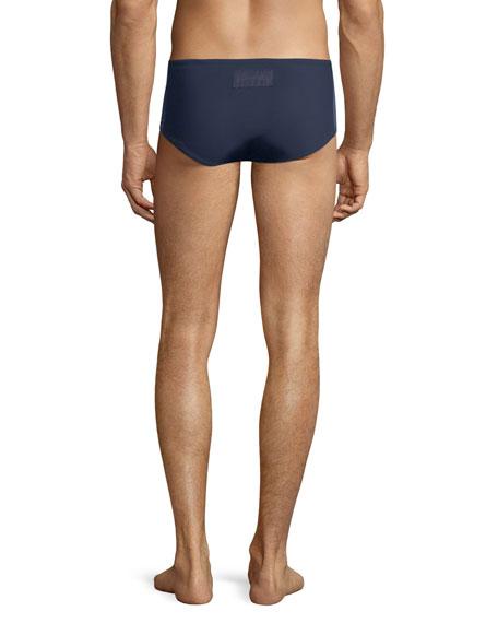 Tuxedo Jersey Swim Briefs