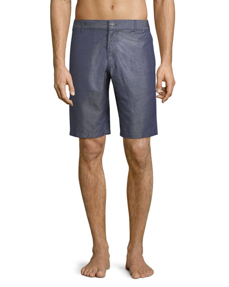 Vilebrequin Baratin Solid Swim Trunks
