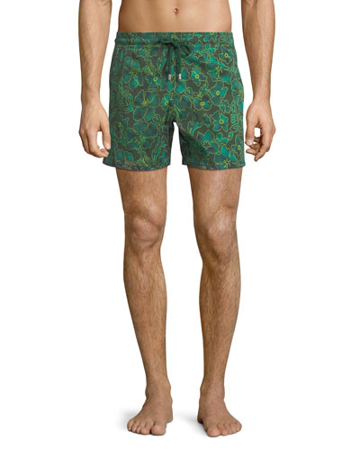 Moorise Superflex Natural Flowers Swim Trunks
