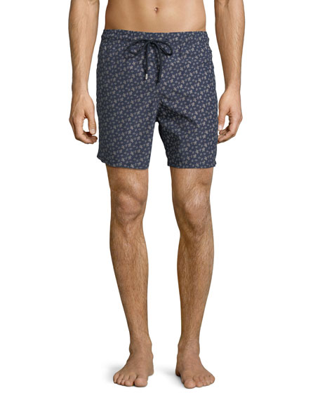 Moorea Micro Ronde des Tortues Swim Trunks