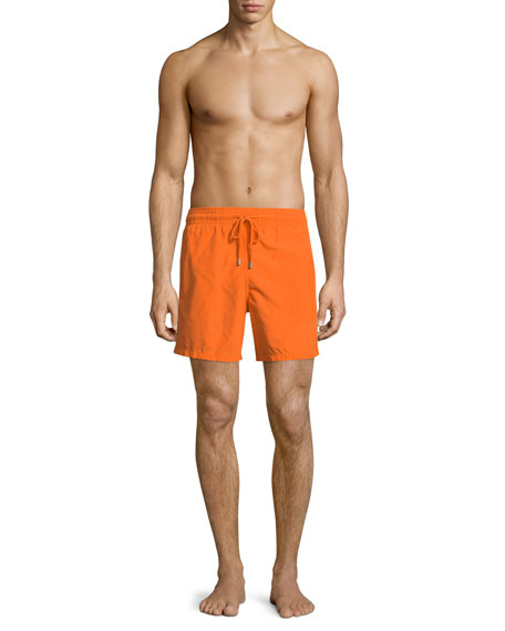 Moorea Danse du Feu Water-Reactive Swim Trunks