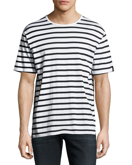 Rag & Bone Men's Breton Striped T-Shirt