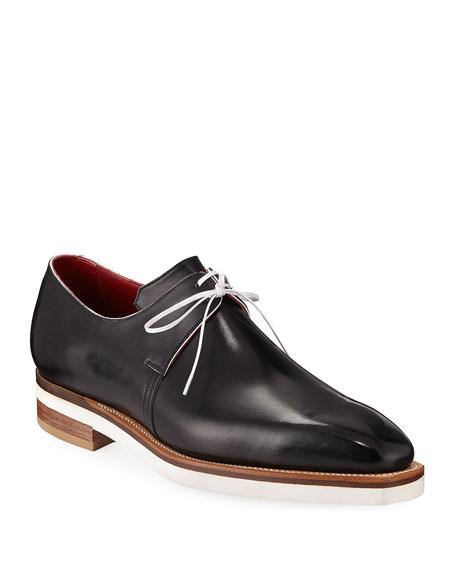 messieurs messieurs messieurs et mesdames corthay arca contraste seul derby chaussure une boutique en ligne 3f33c1