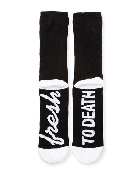 Fresh To Death Socks