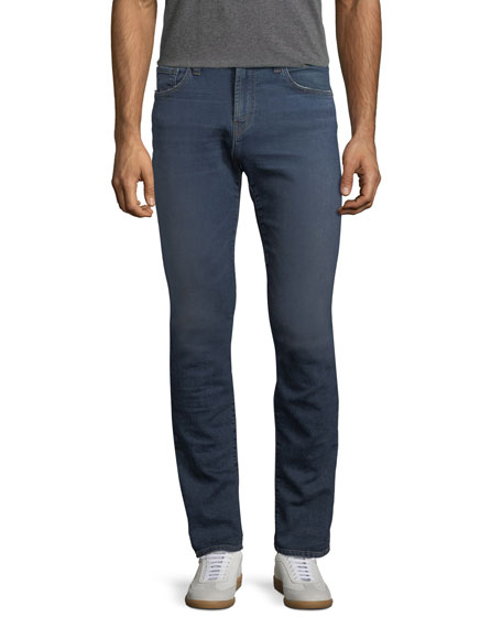 J Brand Tyler Slim-Fit Jeans, French Terry