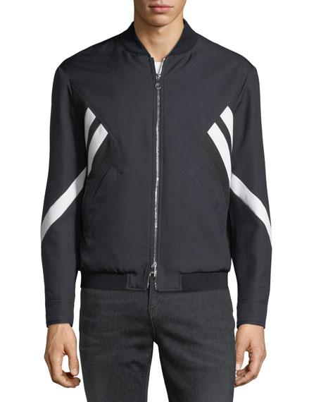 Modernist Track Jacket