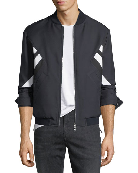 Neil Barrett Modernist Track Jacket