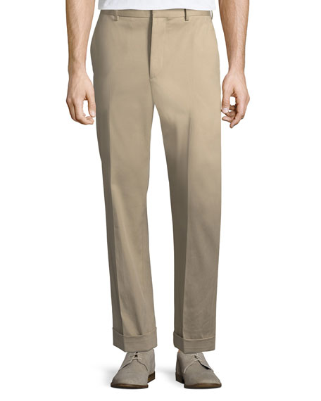 Theory Zaine Stretch-Twill Pants