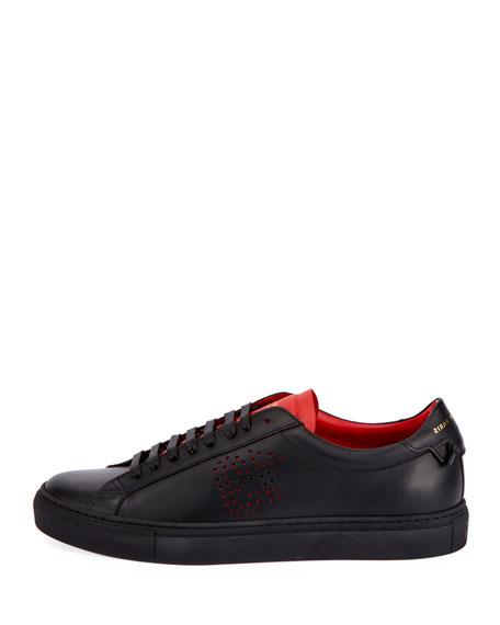 Urban Street Leather Low-Top Sneaker