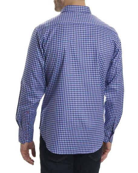 Matira Gingham Sport Shirt