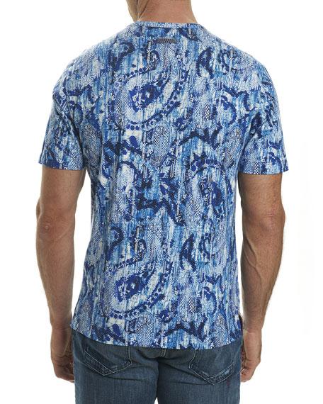 Islets Paisley-Print T-Shirt