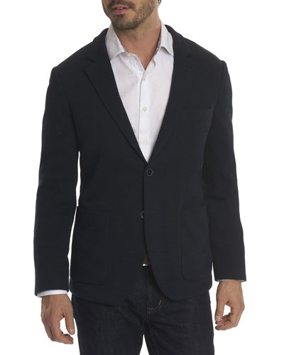 Waldo Cotton-Blend Sport Coat