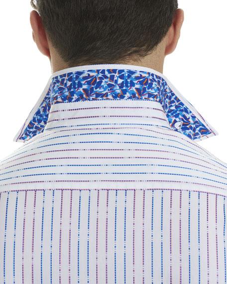 Bora Striped Sport Shirt