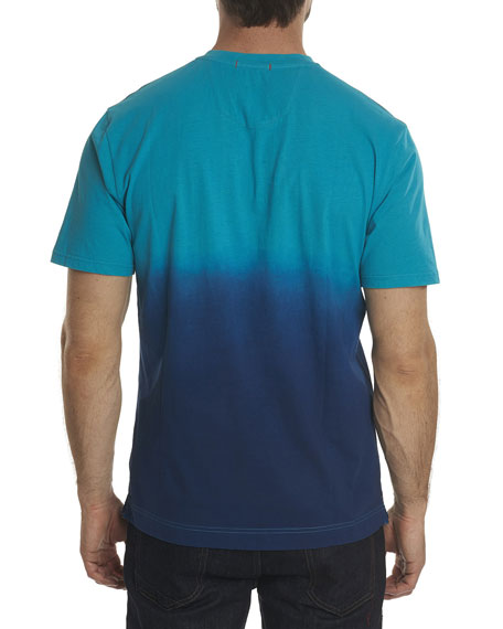 Into the Wind Ombre-Graphic T-Shirt