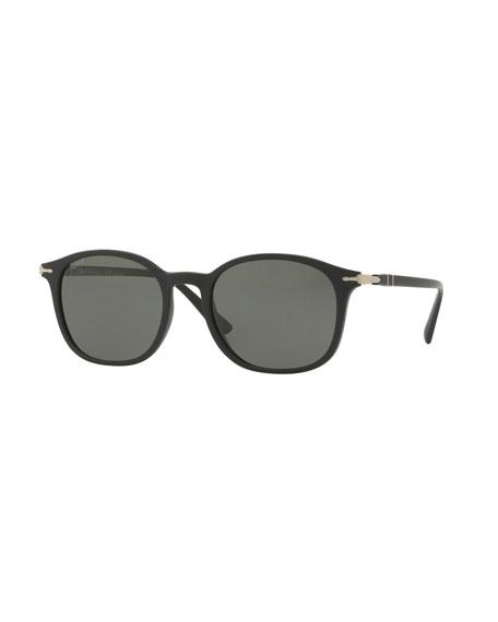Persol PO3182S Round Sunglasses