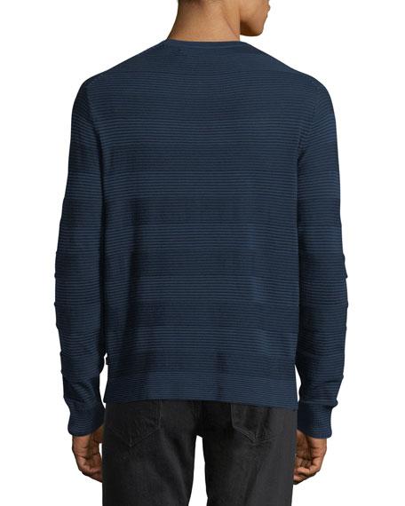 Feeder Striped Long-Sleeve Top
