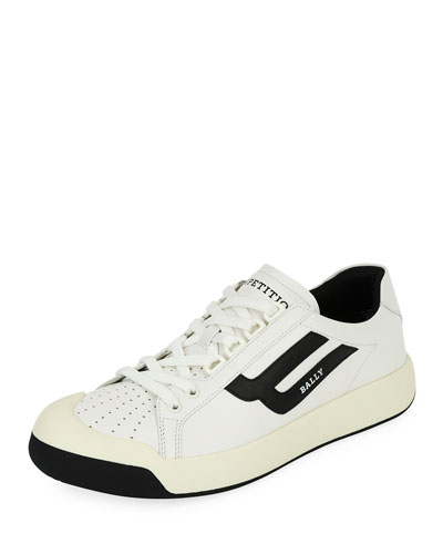New Competition Retro Low-Top Sneaker