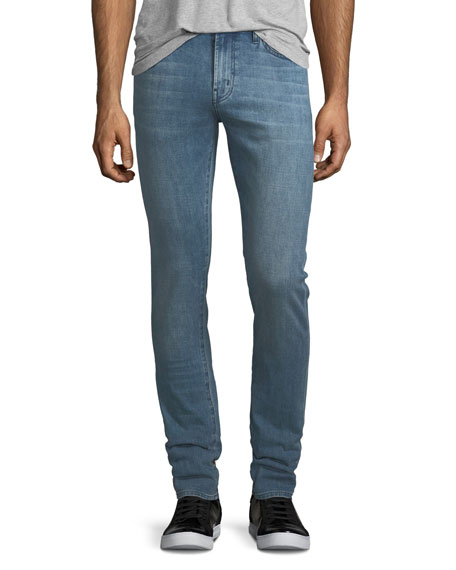 Men's Mick Skinny Jeans, Cascade