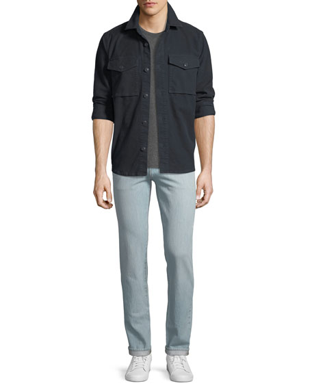 Tyler Taper Slim-Fit Jeans, Intertidal