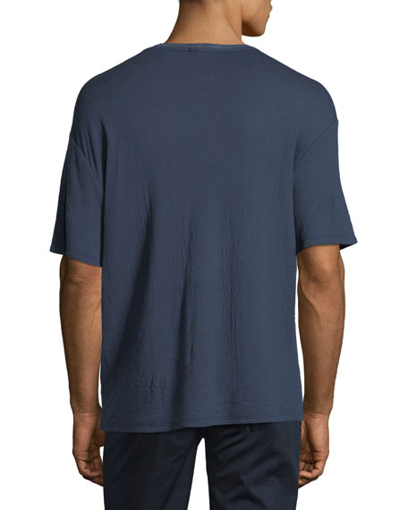Double-Faced Jersey T-Shirt