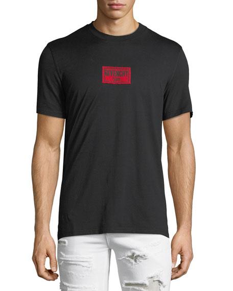 Givenchy Box-Logo Cuban T-Shirt
