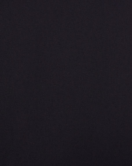 Jesse Contrast-Trim Solid Dress Shirt