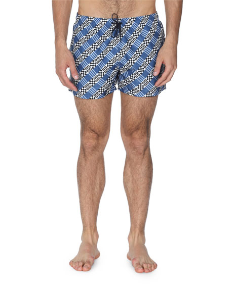 Forever Fendi Swim Trunks