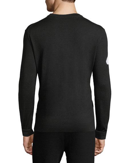 Signature Logo Sweater