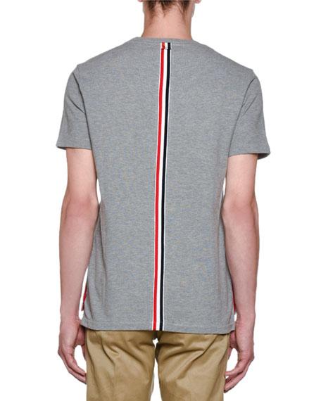 Short-Sleeve Pique T-Shirt