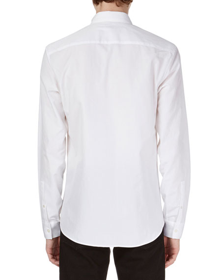 Graphic Logo Poplin Shirt