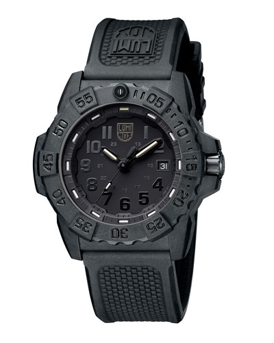 44mm Navy SEAL 3500 Series Trident Watch