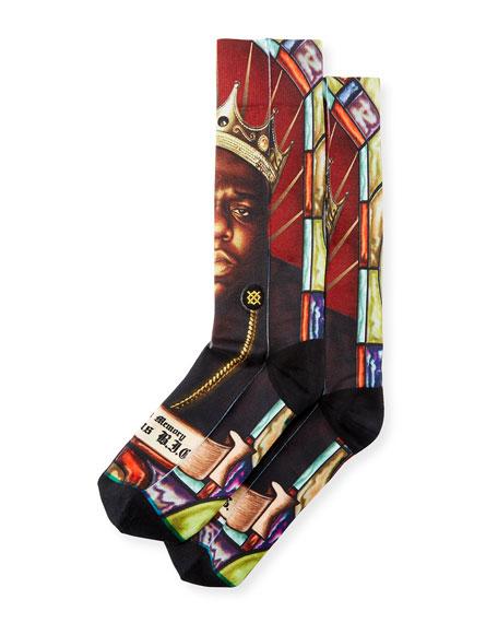Praise B.I.G. Socks
