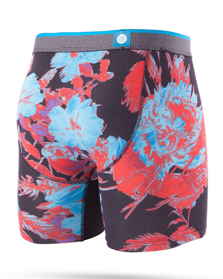Flower Trip Boxer Briefs
