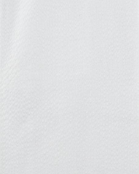 Seersucker Cotton Dress Shirt