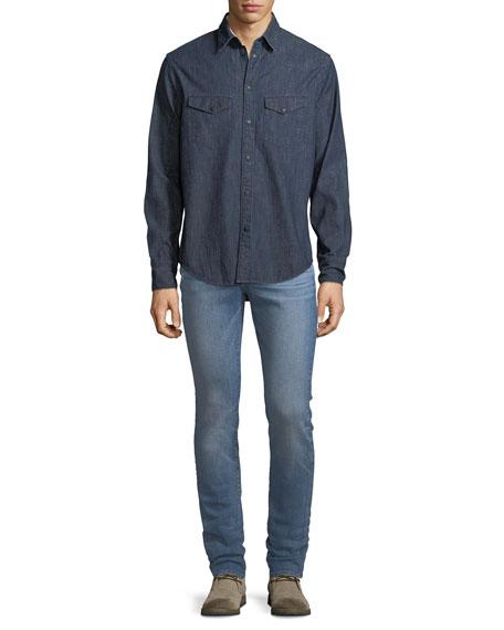 L'Homme Skinny Denim Jeans, Beaudry
