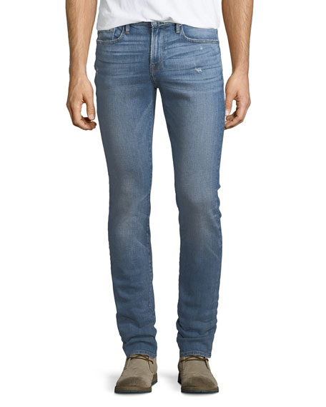 L'Homme Skinny Fit Jeans, Beaudry