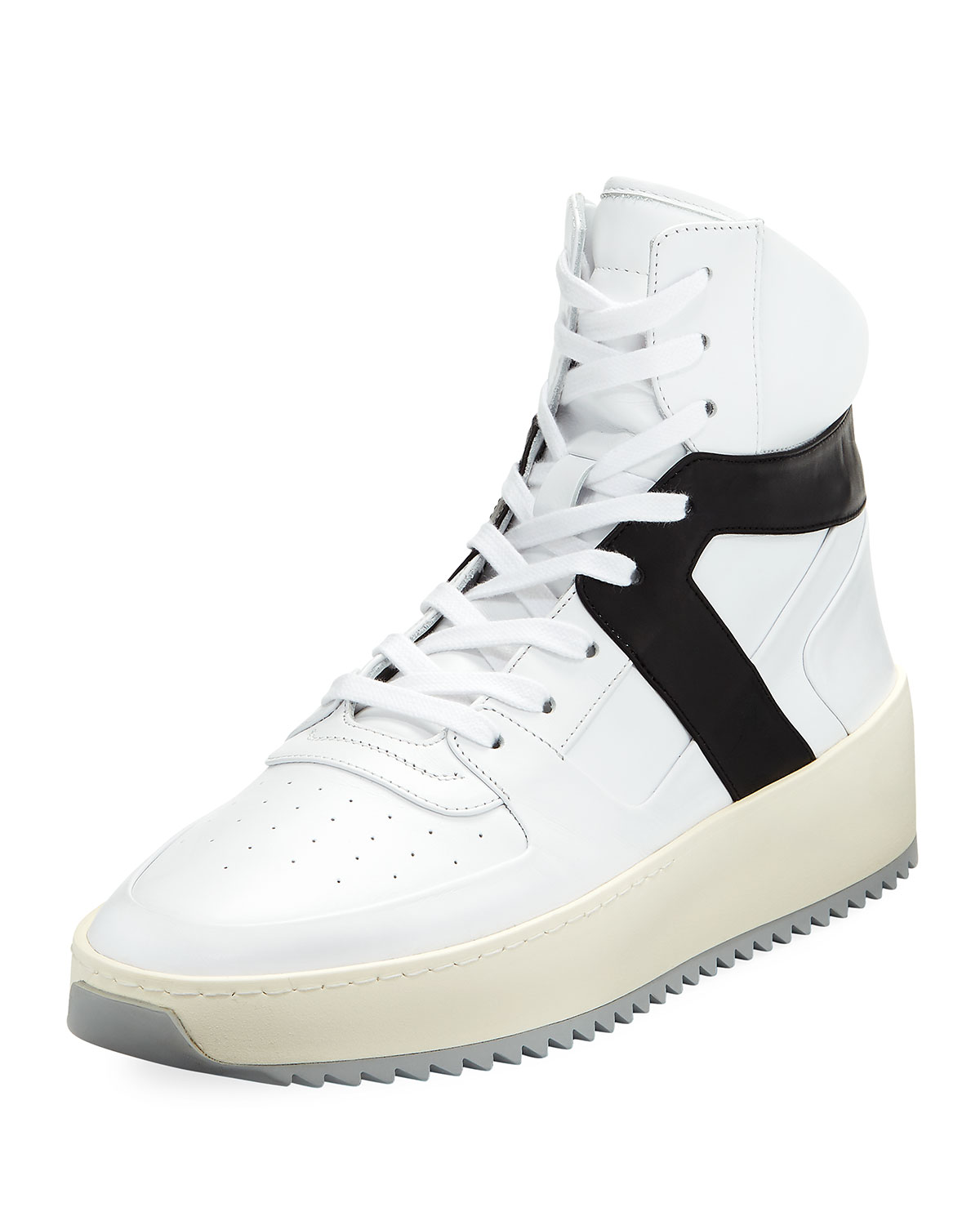 Fear of God Men's Basketball Sneakers Leather High-Top Sneakers Basketball 13ae1f