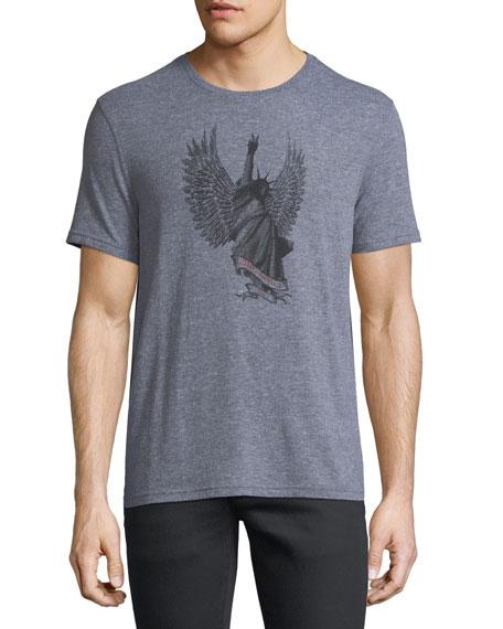 John Varvatos Star USA Liberty Wings Graphic T-Shirt