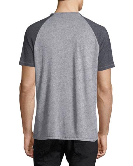 Raglan Short-Sleeve T-Shirt