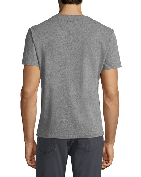 Star Rows Graphic T-Shirt